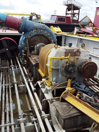 Dredge Refurbishment and Rebuild -Elllicott Dredges